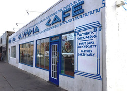 Olympia Cafe on Central by UNM BEST