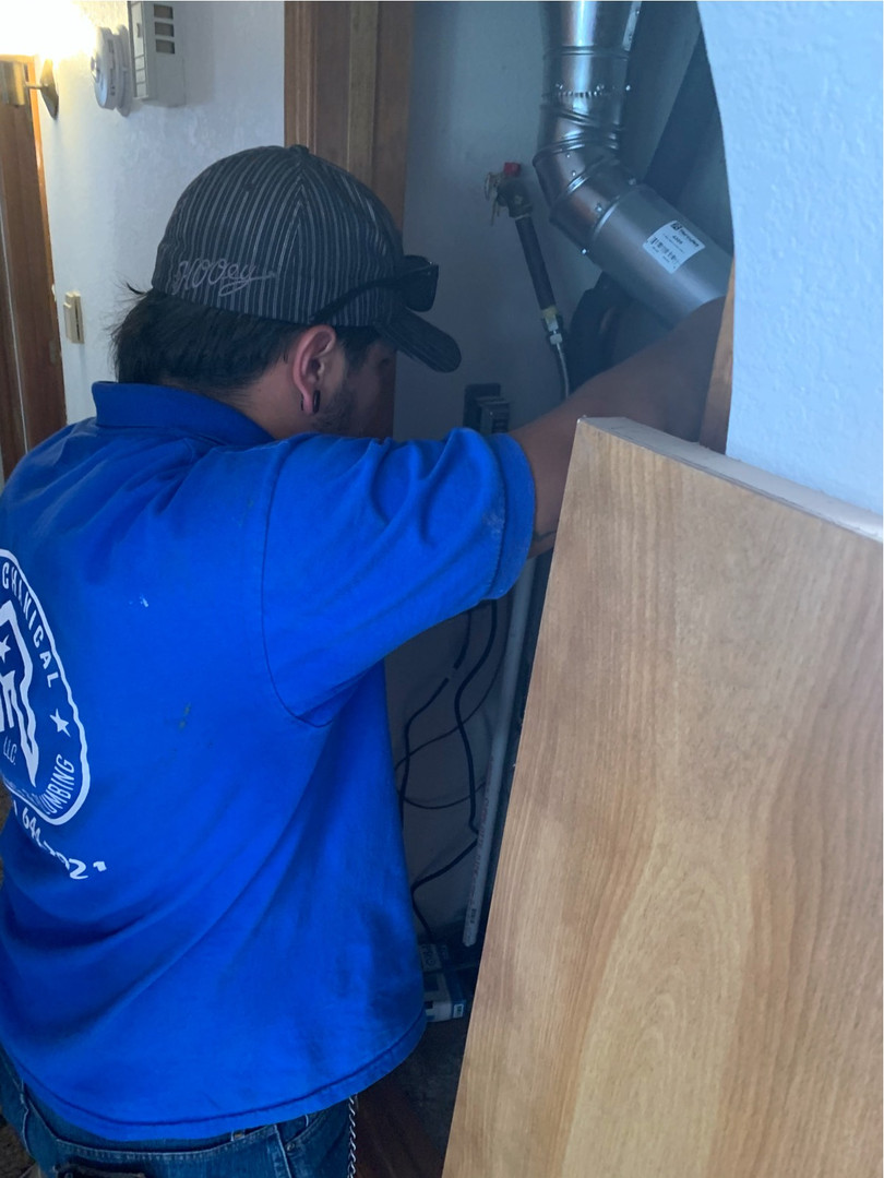 HVAC Work 4