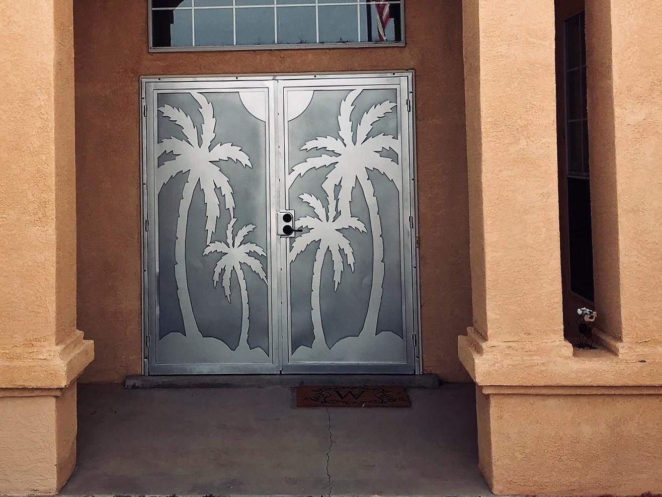 Standard Security Door 15