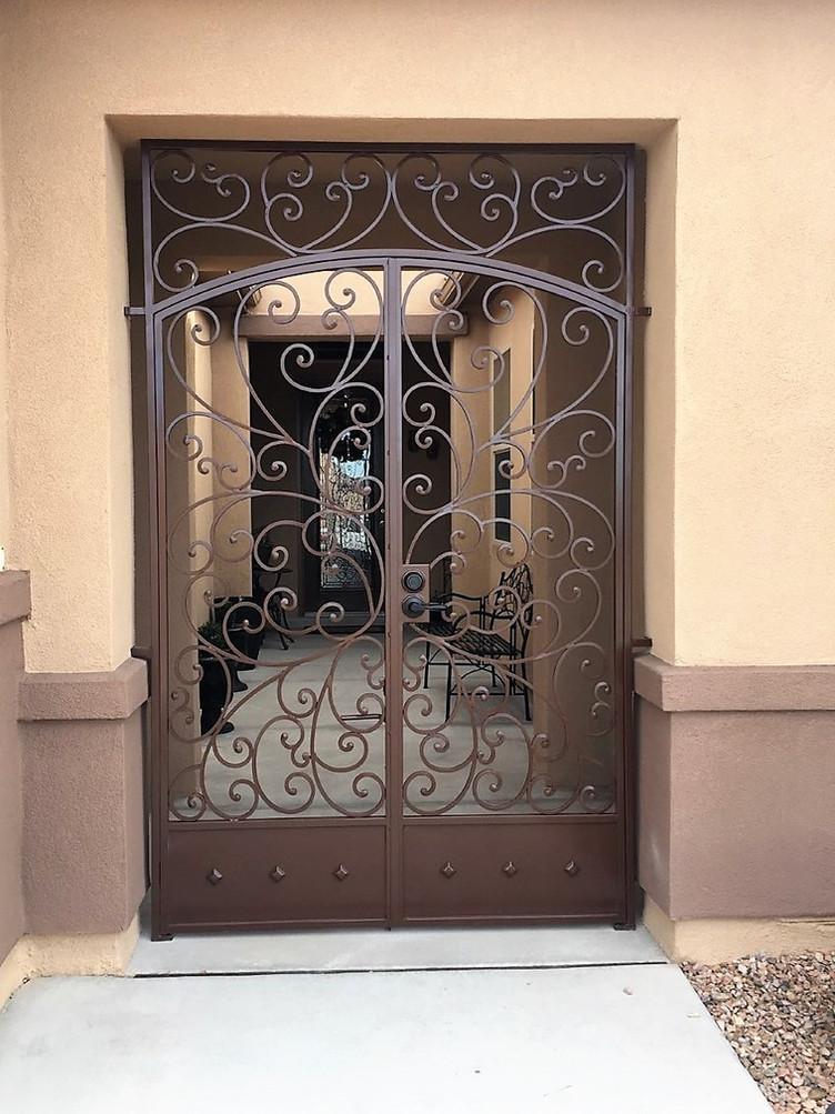 Deluxe Security Door 5