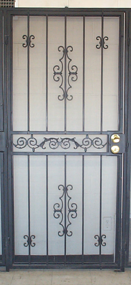 Standard Security Door 17