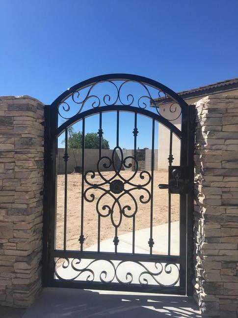 Old World Gate 4