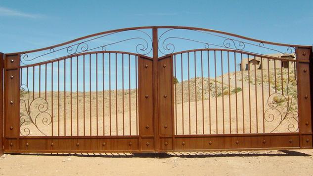 Drive Through Gate 2