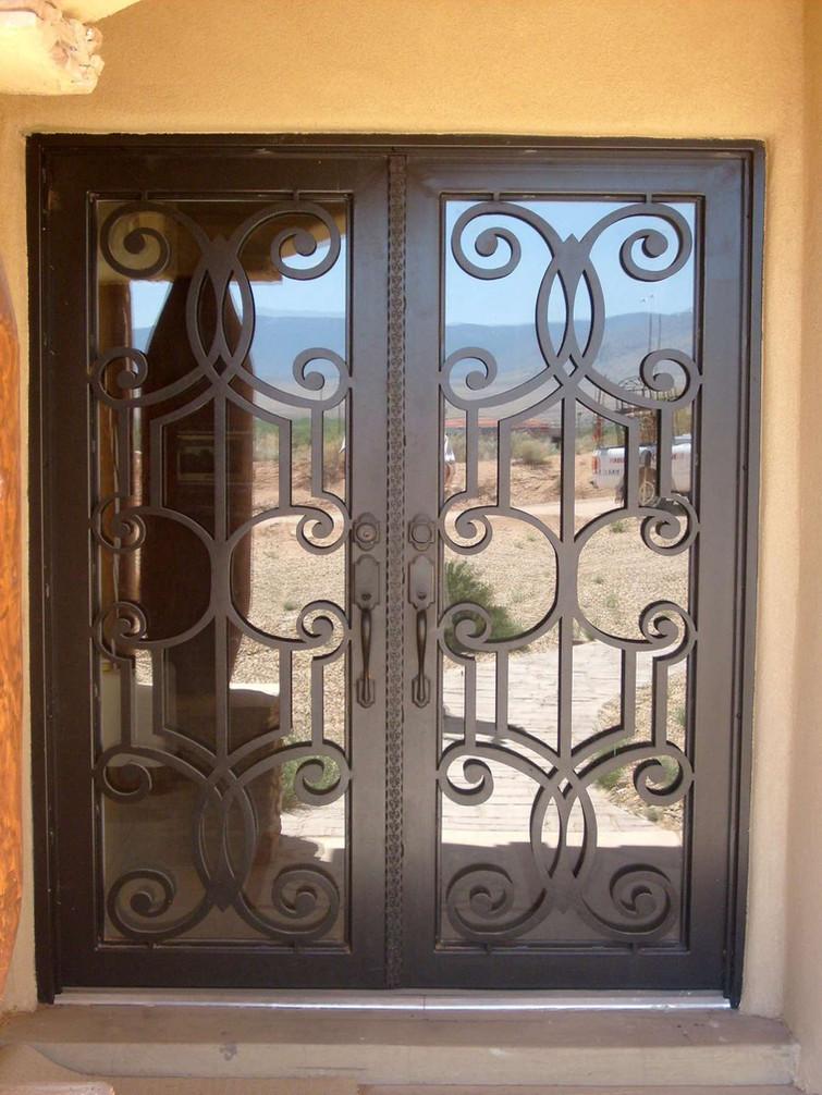 Exterior Door 7