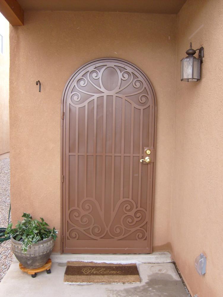 Deluxe Security Door 19