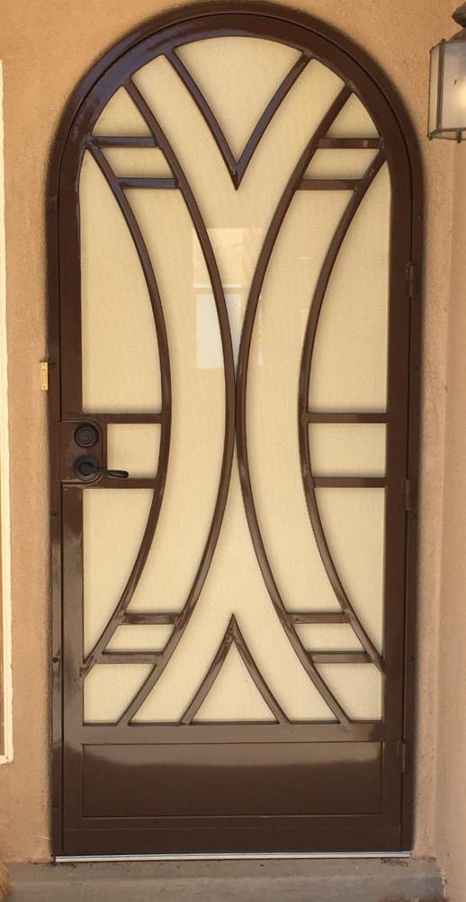 Deluxe Security Door 25