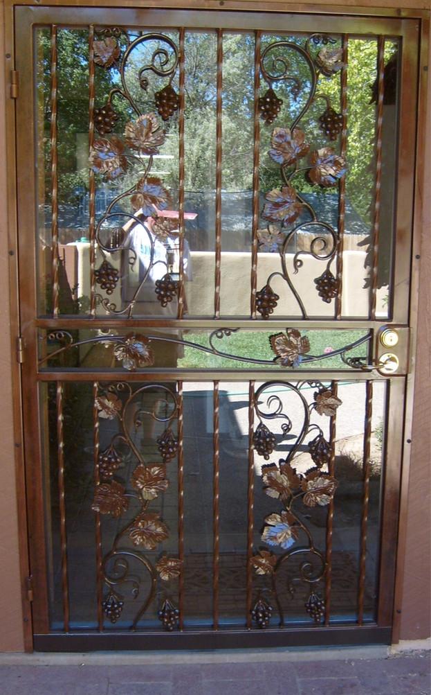 Deluxe Security Door 8