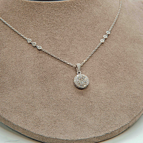 Caroline Diamond Necklace