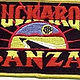 Buckaroo Banzai Movie Name Logo (3 x 5in