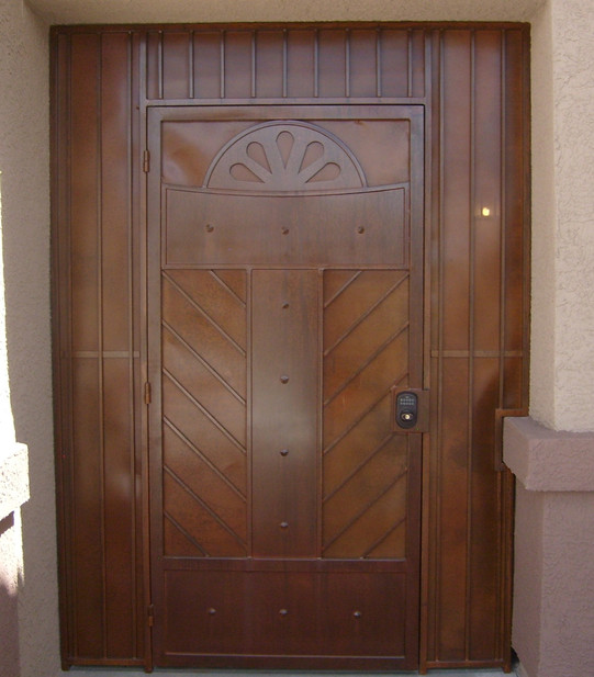 Deluxe Security Door 16