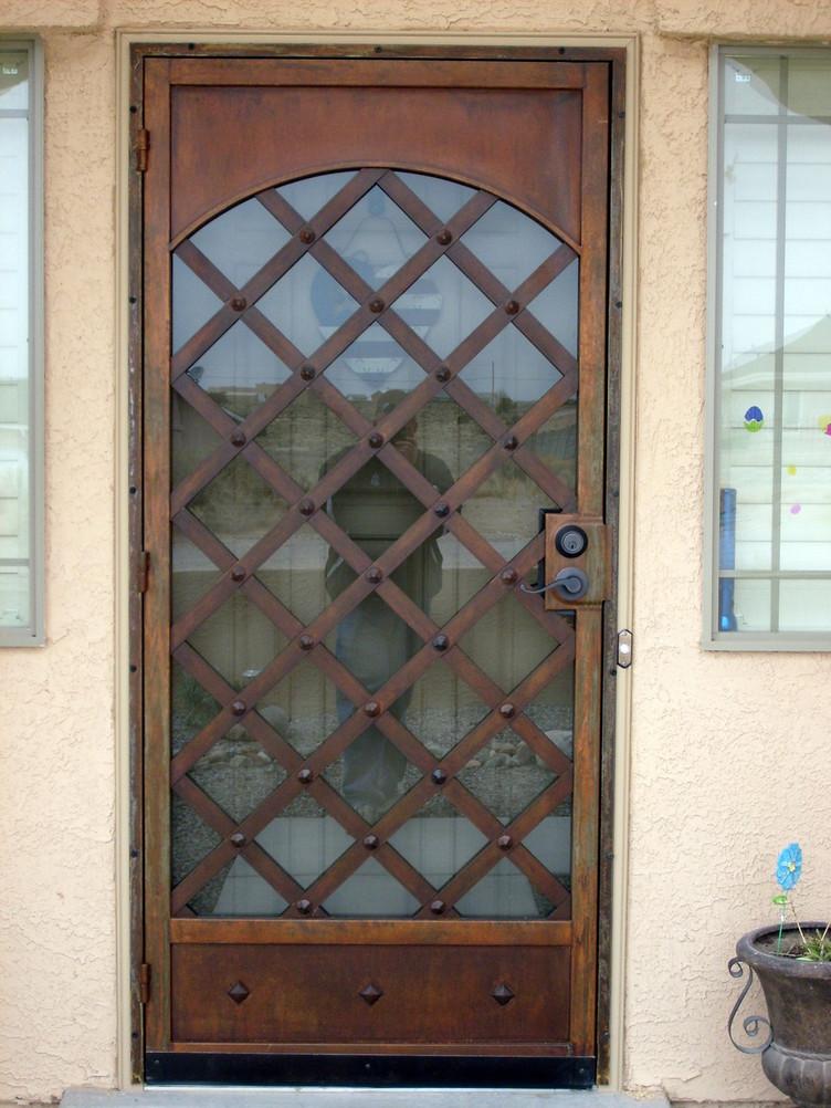 Deluxe Security Door 13