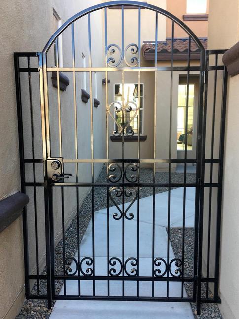 Old World Gate 15