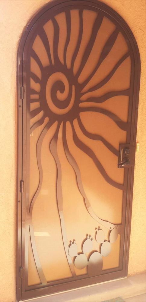 Deluxe Security Door 24