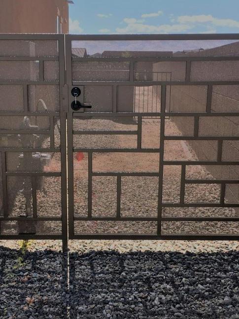New Gate Design 58