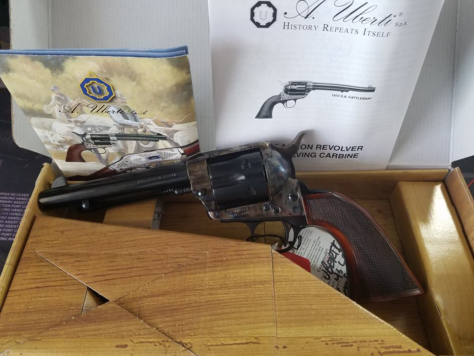 Taylor's and Company Uberti