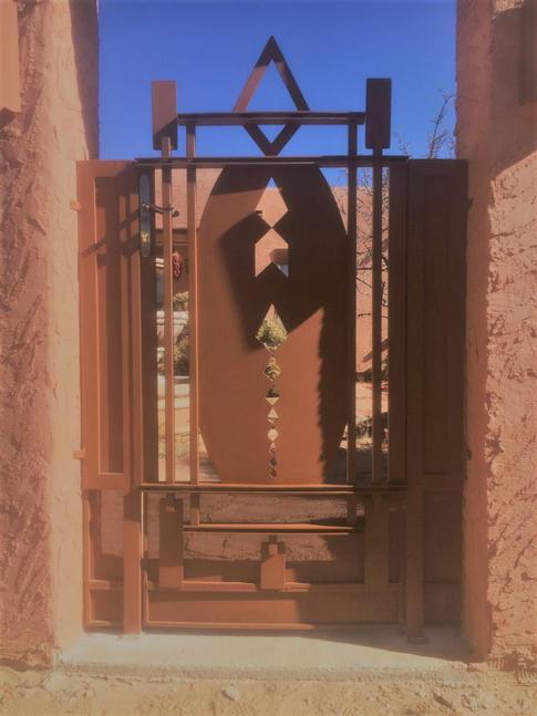 Southwest Gate 17