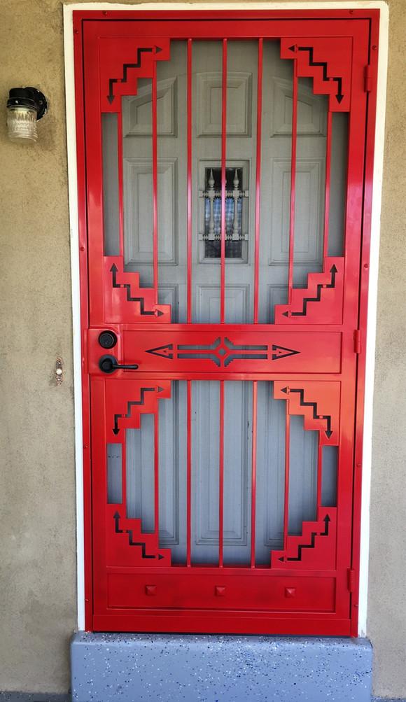 Deluxe Security Door 14
