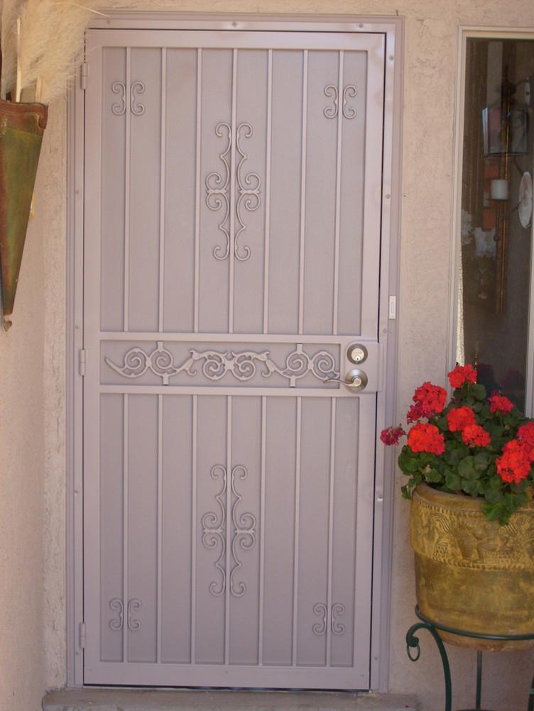 Standard Security Door 12