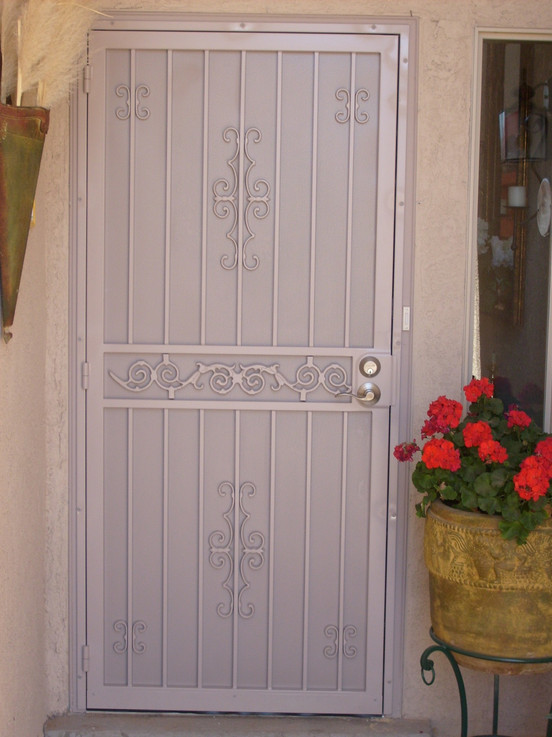 Standard Security Door 12