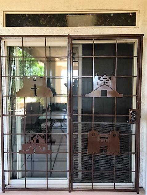 Deluxe Security Door 21