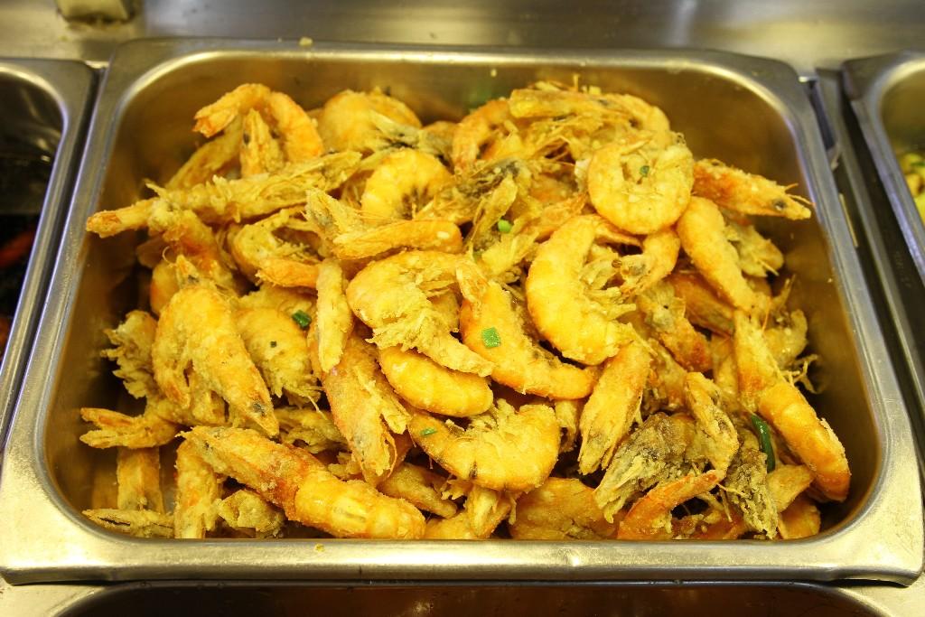 Boiled Shrimp