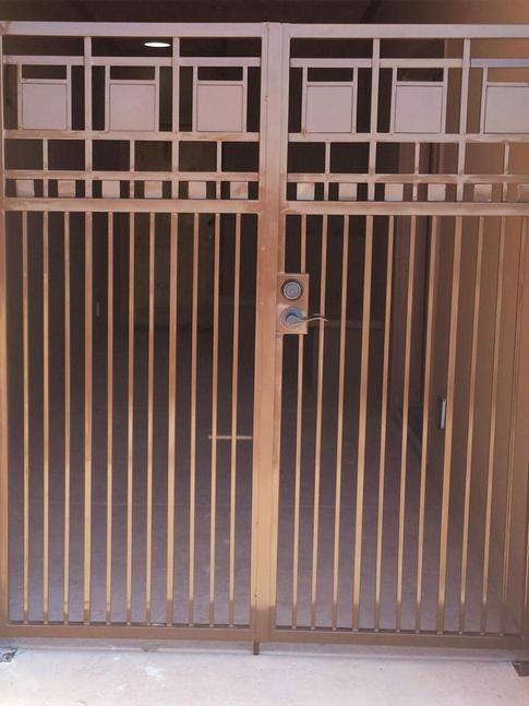Custom Gate 26