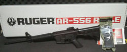 """RUGER AR-556 RIFLE 16"""" FDE"""