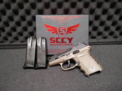 SCCY CPX-2CB 9MM FLAT DK EARTH