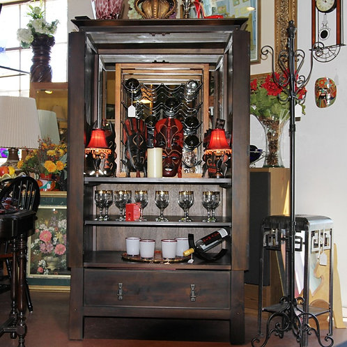 Armoire ~ Bar  - SOLD