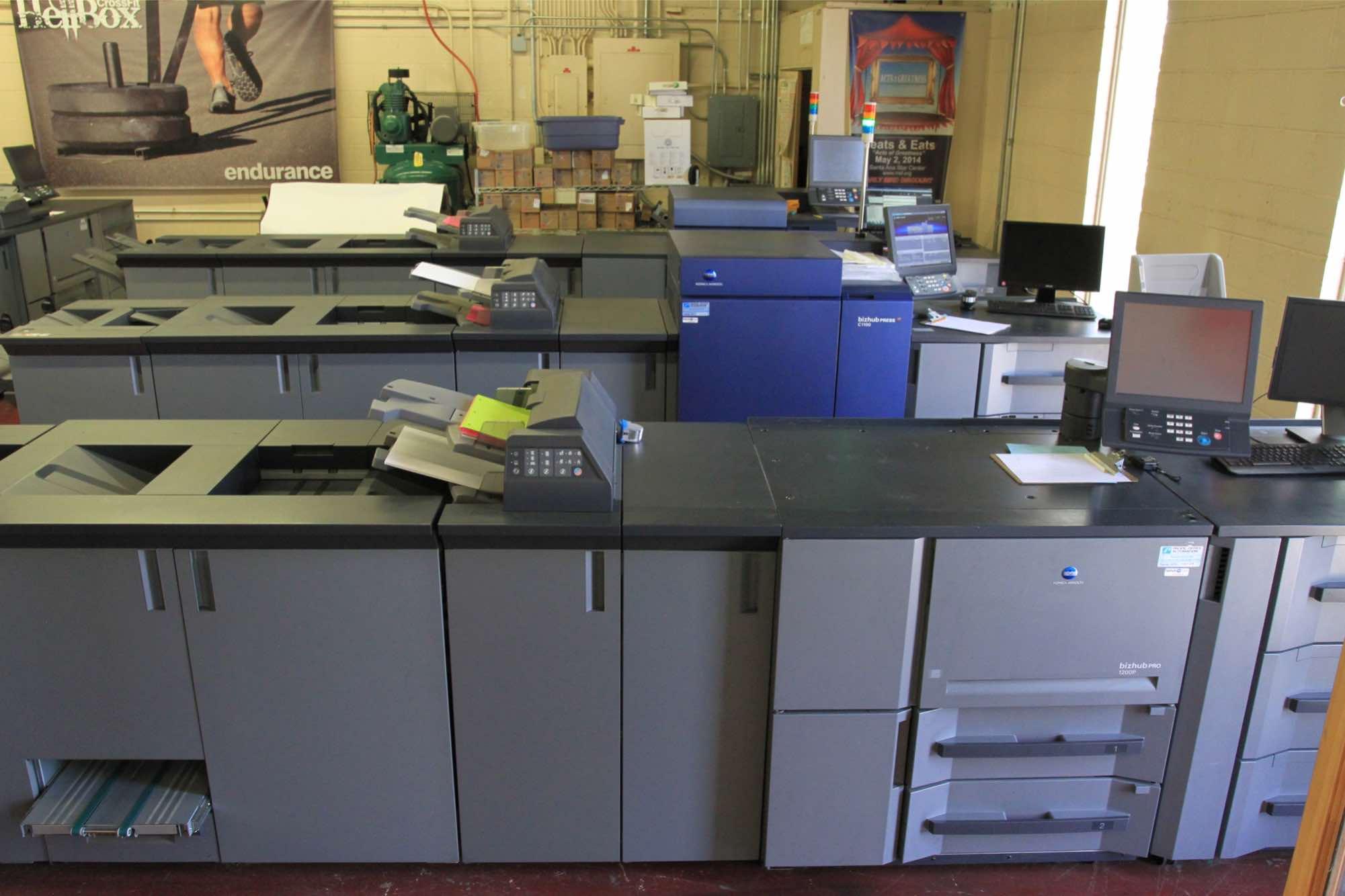 CR8 Main Printers