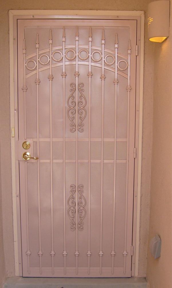 Deluxe Security Door 10