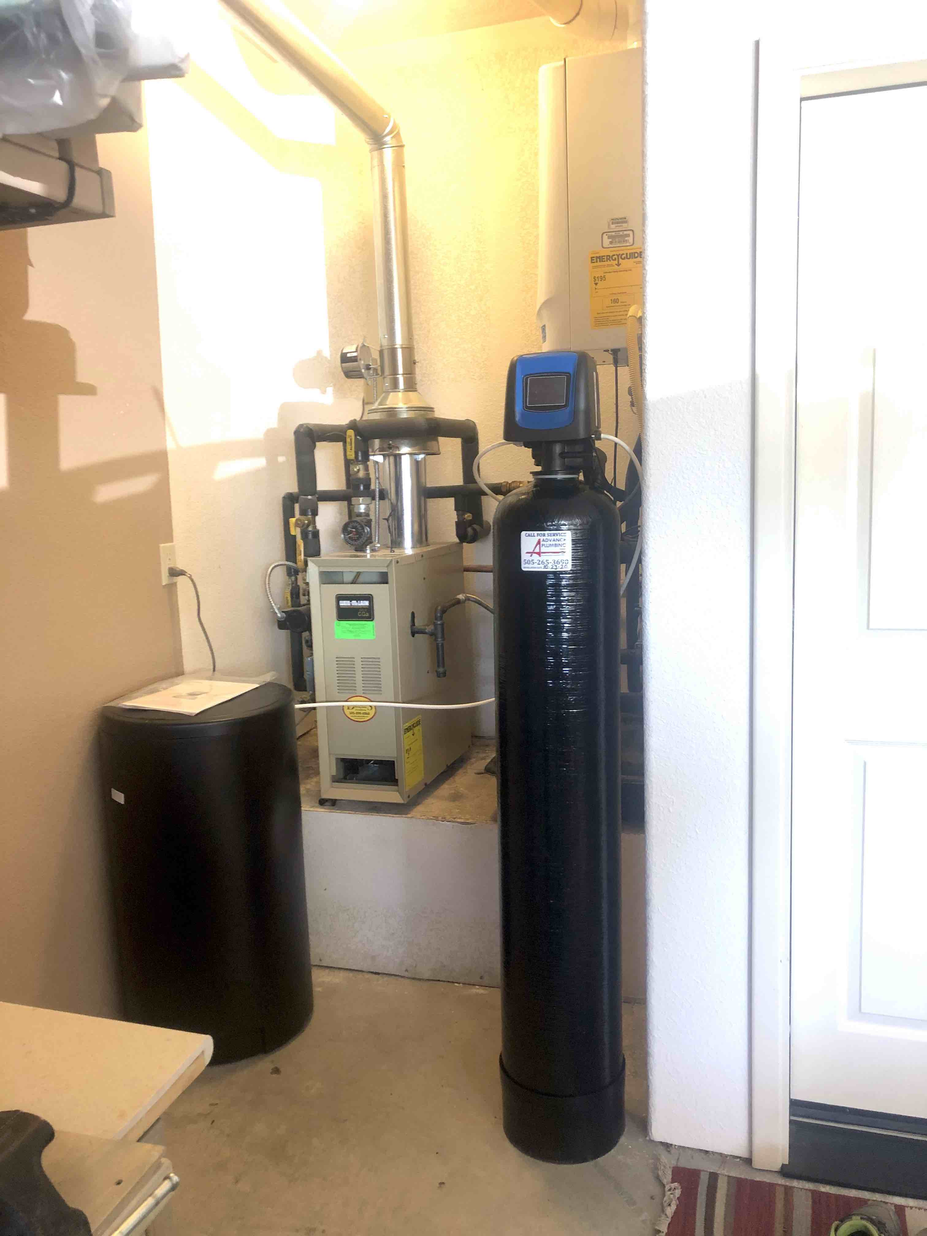 WIFI Enabled Water Softener
