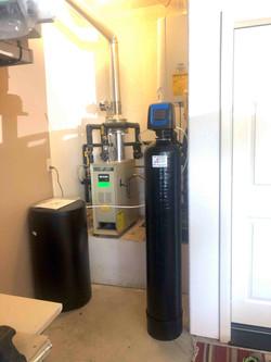 WIFI Enabled Water Softener