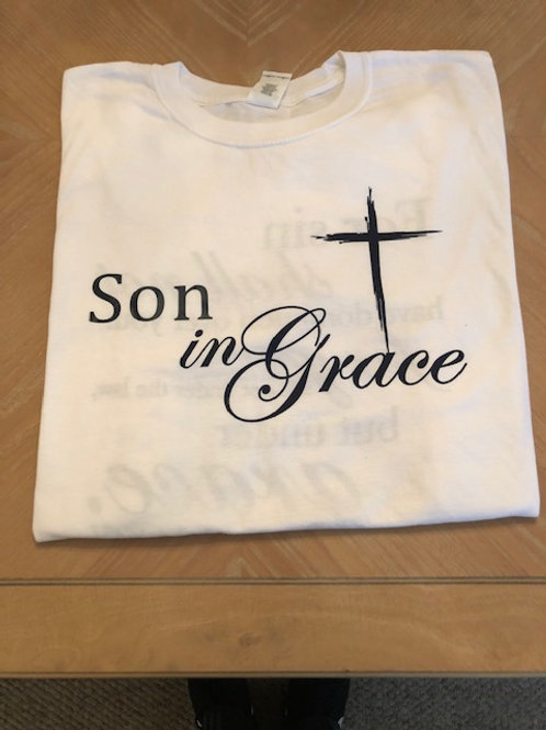 Son in Grace (White)