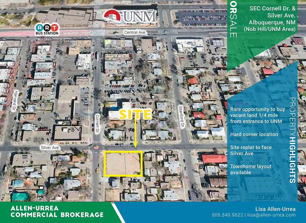 SEC Cornell Dr & Silver Ave_For Sale-1.j