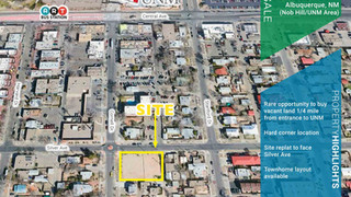 SEC Cornell Dr & Silver Ave For Sale