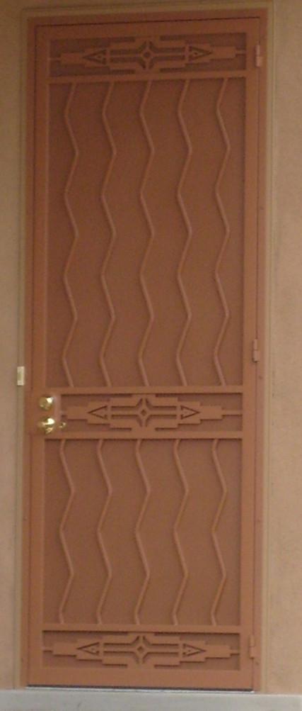 Deluxe Security Door 11
