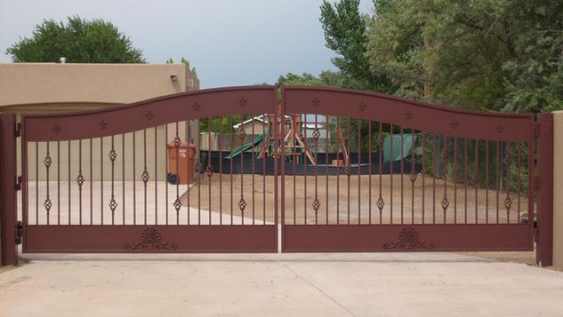 Drive Through Gate 4
