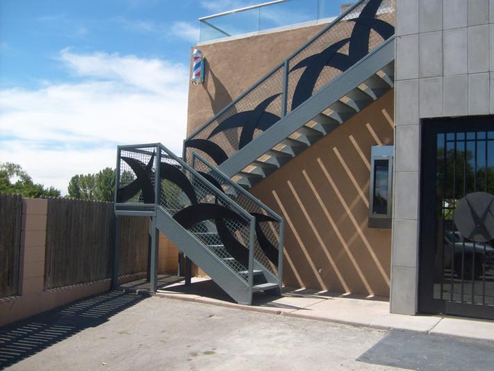 Spiral Stair 7