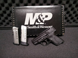 S&W M&P SHIELD 9MM w/o Thumb Safety