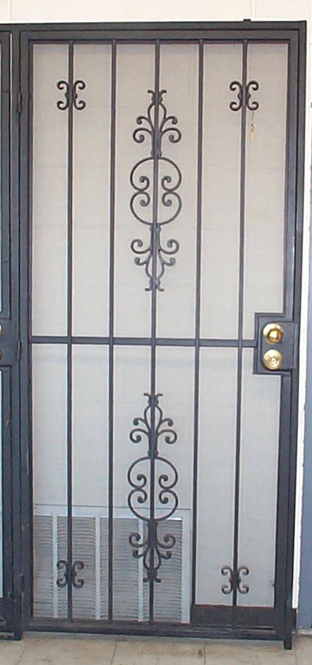 Standard Security Door 18