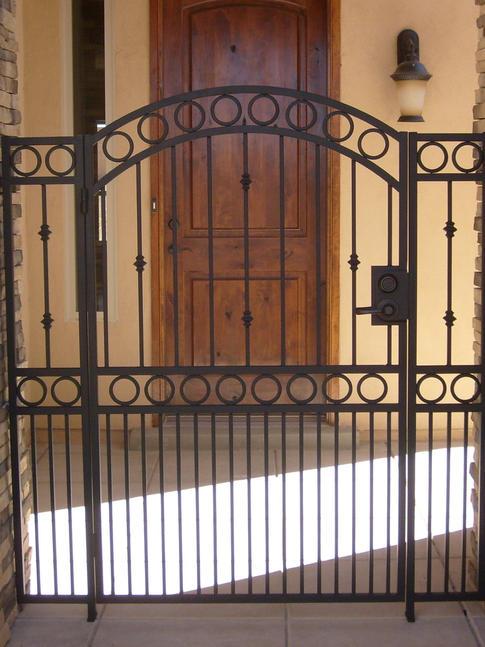 Old World Gate 5