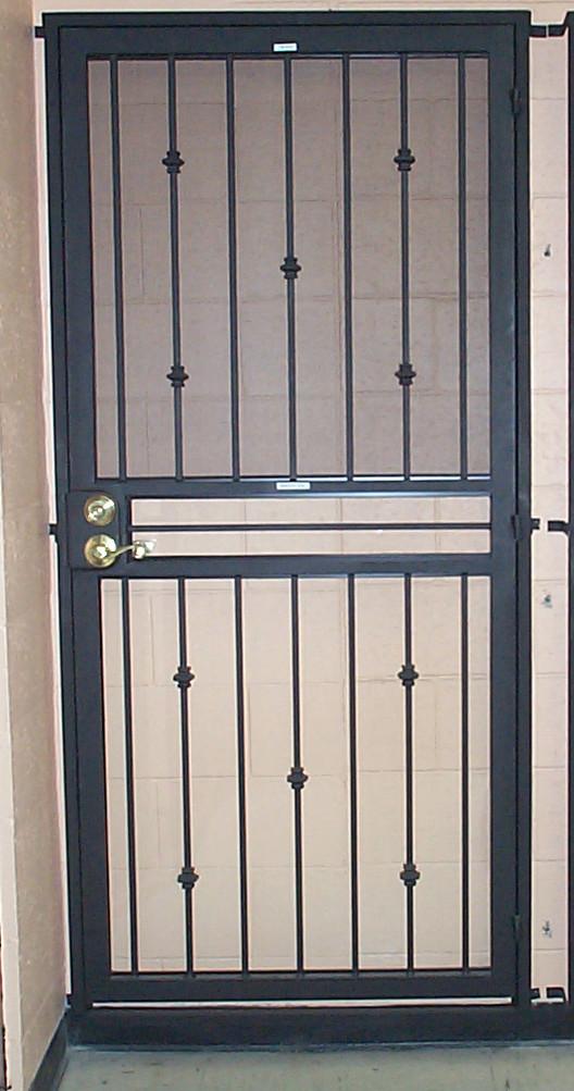 Standard Security Door 14