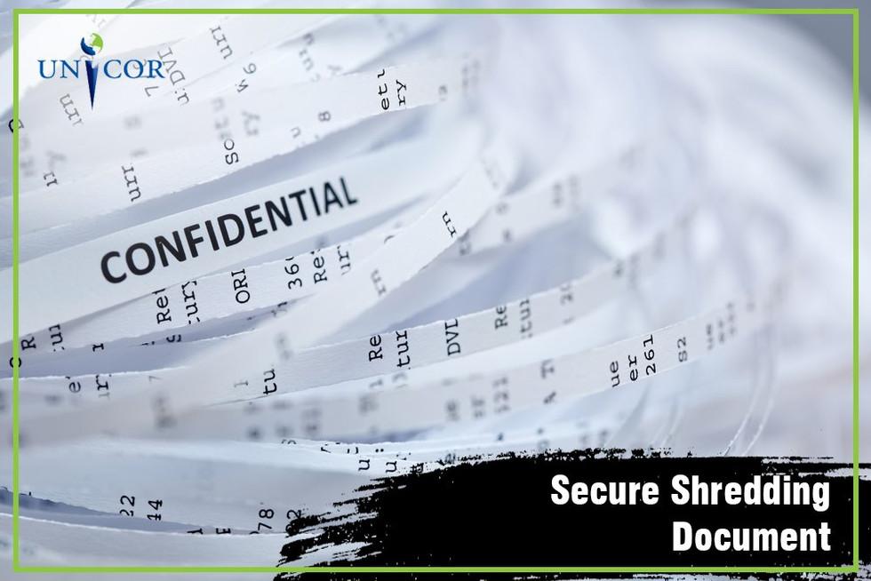 Confidential Paper Shredding