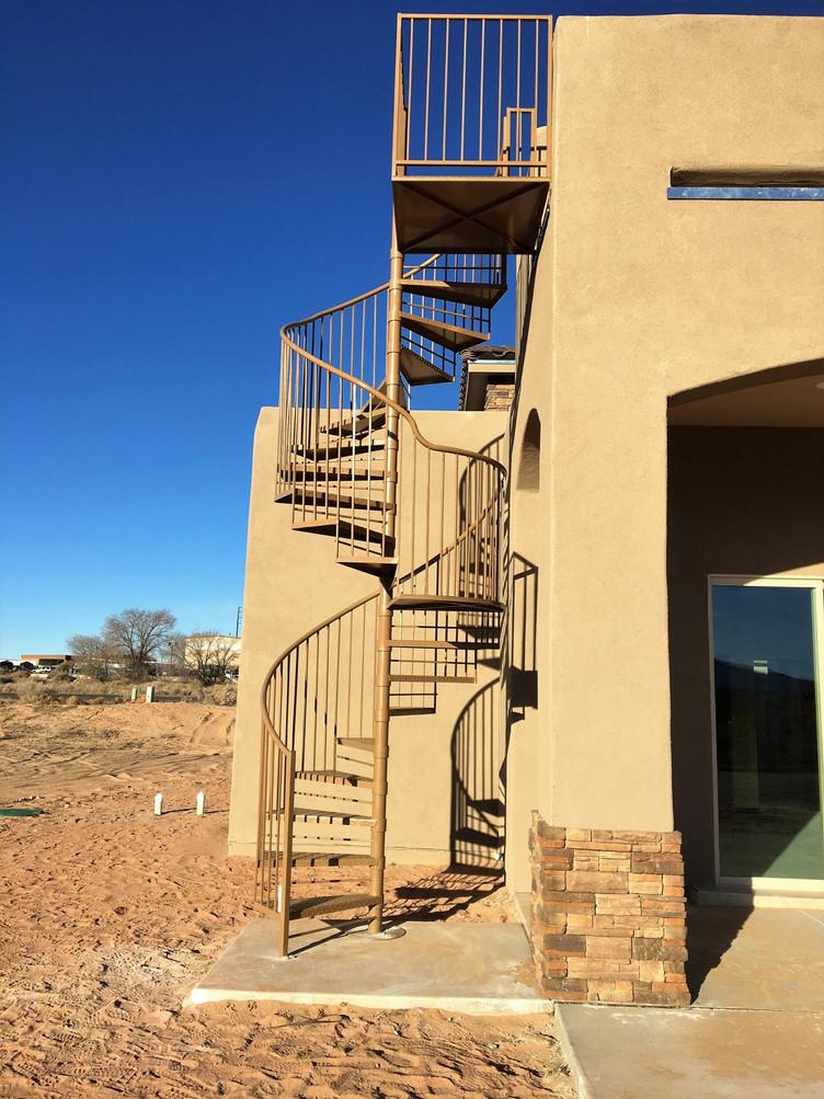 Spiral Stair 6