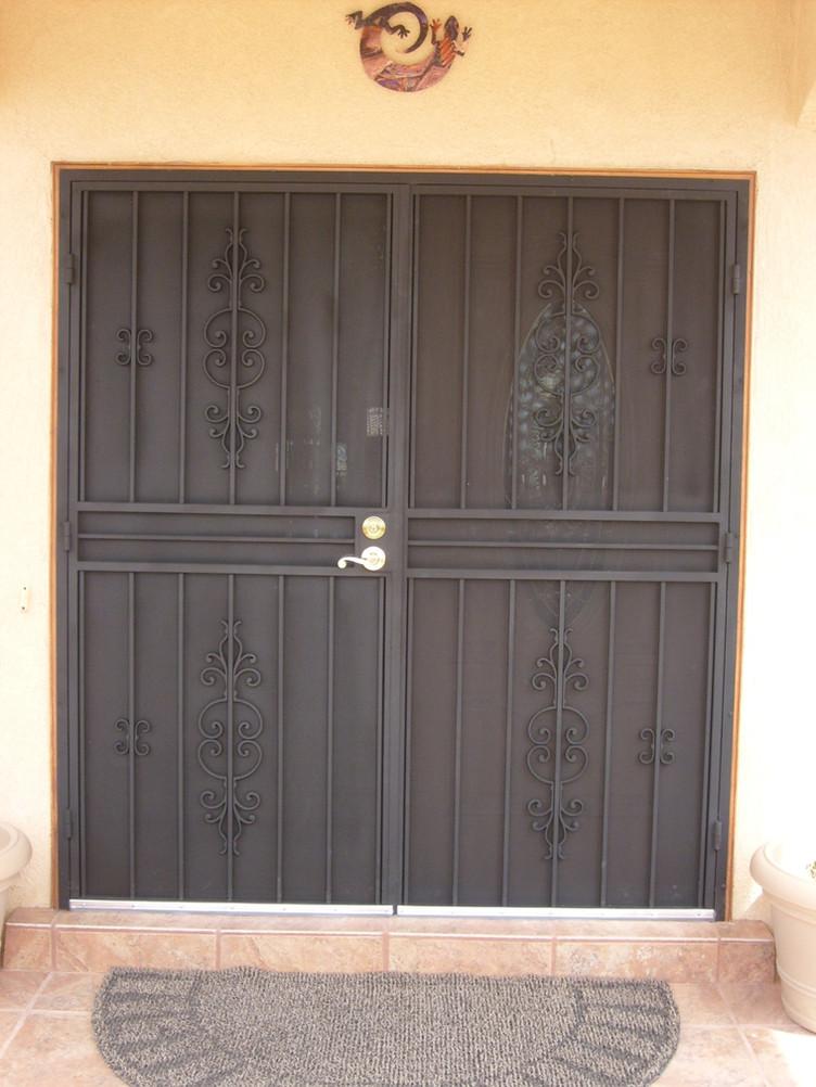 Standard Security Door 8