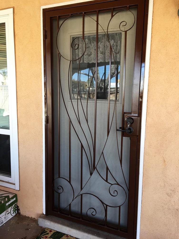 Standard Security Door 10