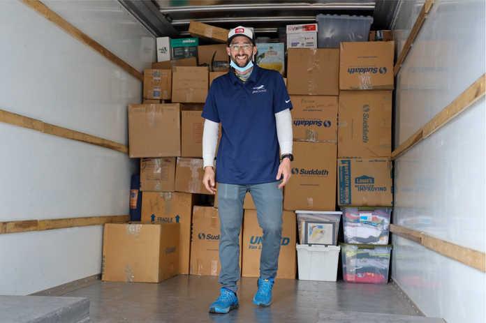 JP Moving Crew Member
