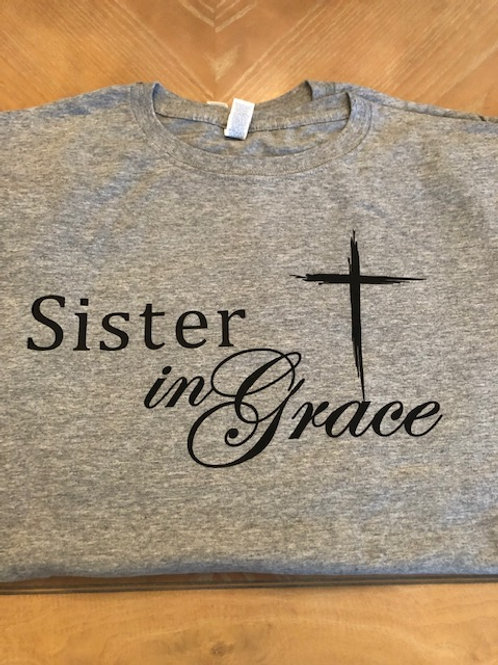 Sister in Grace (Gray)