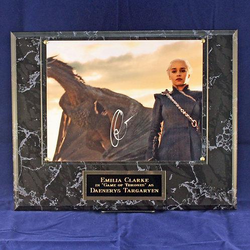Deluxe Plus Plaque - Horizontal SAMPLE